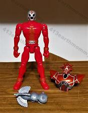 "Power Rangers S.P.D. Evil space alien ""Orangehead Troobian"""