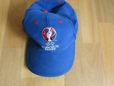 UEFA Euro 2016 FRANCE Official Baseball Cap ADULT One Size
