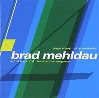 Brad Mehldau - The Art Of The Trio, Vol. 4-Back At The Vanguard [CD]