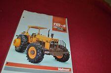 Valmet 118-4 Tractor Dealer's Brochure DCPA2 ver3
