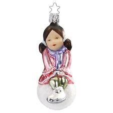 Gretel Märchenfigur 11cm Inge-Glas® Christbaumschmuck