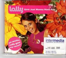 (FP197) Lolly, Girls Just Wanna Have Fun - 2000 DJ CD