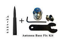 """4.25"""" Bullet ANTENNA MAST +Radio Antenna Base Repair Kit for GMC Buick Cadillac"""