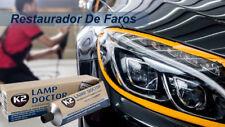 Pulimento y Restaurador de Faros / Pulido manual o con pulidora / K2 Pro / 60g