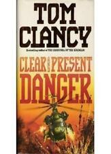 Clear and Present Danger,Tom Clancy- 9780002234771