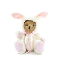 Plushland JOINTED OLD FASHIONED BEAR BUNNY STUFFED ANIMAL TOY FOR KIDS