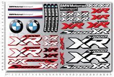 S1000XR motorcycle motorrad decal stickers set sheet 32 Laminated bmw s1000 XR