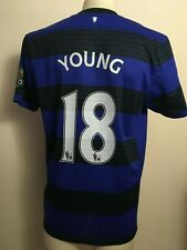 MANCHESTER UNITED 2012 2013 FOOTBALL THIRD JERSEY NIKE YOUNG 423935-403 SOCCER