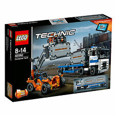 LEGO® Technic 42062  Container-Transport, NEU & OVP