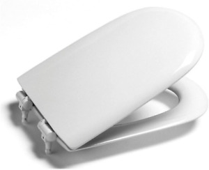 Roca Giralda Replacement WC Toilet Seat with Standard Hinges 801461004