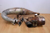 2009 POLARIS RMK 800 DRAGON SLP Tuned Exhaust Pipe Muffler Y-pipe