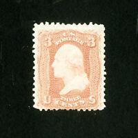 US Stamps # 65 Fresh OG NH