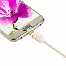 2.4 A Micro USB Magnetic Charging Metal PC Cable Charger for Android Samsung LG