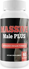 Massive Male Plus - Male Performance - 60 Count