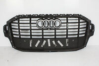 AUDI Q7 S LINE FRONT BUMPER GRILL 2015 TO 2019