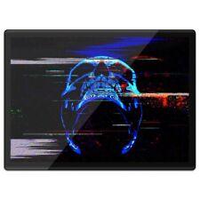 Quickmat Plastic Placemat A3 - Digital Glitch Art Neon Skill  #21459