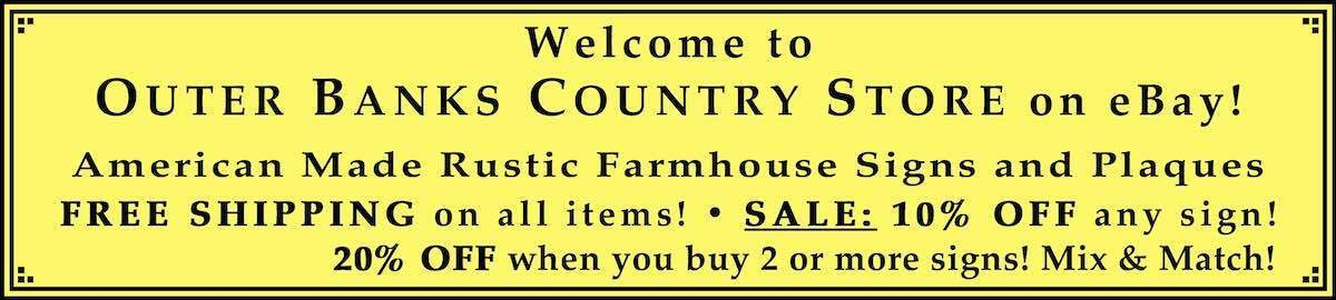 Outer Banks Country Store