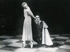 France Bolshoi Romeo & Juliet Dance Galina Oulanova Old Photo Bernand 1958