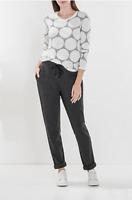 TRENERY Linen Spot Tee size XL(16) XXL(18)