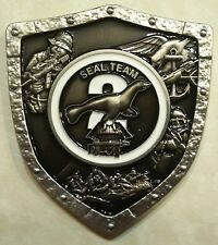 Seal Team 2 Chief's Mess ser#040 Navy Challenge Coin