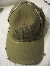 82nd Airborne Division army cap