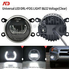 "20W 3.5"" CREE LED Fog DRL Daytime Running Light For Nissan Toyota Subaru Jeep"