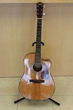 Fender CD-140SCE SB Acoustic Electric Sunburst Solid Top Guitar