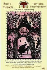 BOTHY THREADS FAIRY TALES SLEEPING BEAUTY CROSS STITCH KIT XFT1  NEW 2015