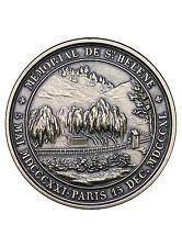 Medaille Bronze Mémorial de ste Hélène Monnaie de Paris La Collection Impériale