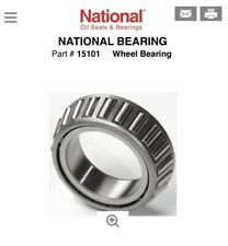 10 Pc Genuine National FRONT  Wheel Bearing Race &Seal Assembly Ford Econoline