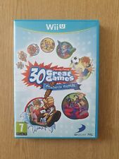 30 Great Games - Obstacle Arcade Wii U