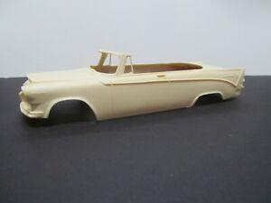 Resin Model Car, Modelhaus 1956 Dodge Custom Royal Convertible