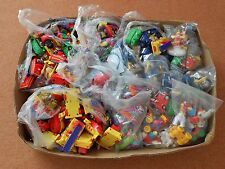 Huge Bulk / job lot of McDonalds Fast Food Toys. Duplicated. Includes 23 sets.