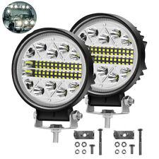 """5"""" 520W Faro da lavoro a LED Barra Luce Fari Proiettore auto Fuoristrada 4x4 SUV"""