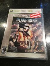 Dead Rising Platinum Hits XBOX 360 Brand New Factory Sealed