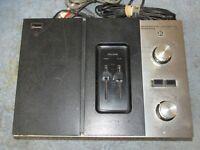 Vintage Sansui QS 10 Quadraphonic Quad Synthesizer Amplifier