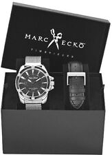 MARC ECKO MEN'S GIFT SET COLLECTION THE FLASH WATCH M18597G3