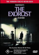 The Exorcist  Directors Cut DVD R4