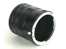 Macro Extension Tube For CANON 5DII 60D 7D 550D 450D 600D 1000D 1100D 1200D