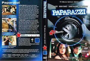 (DVD) Paparazzi - Cole Hauser, Robin Tunney, Daniel Baldwin, Tom Sizemore (2004)