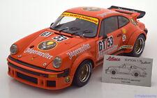 1:18 Schuco Porsche 934 RSR #GT53, Nürburgring Kelleners 1976