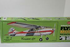 Guillow's Authentic Scale Airplane Flying Model Balsa Wood Kit Cessna 170 #302