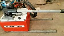 Power team P460D Hydraulic Hand Pump 10,000 Psi 700 bar