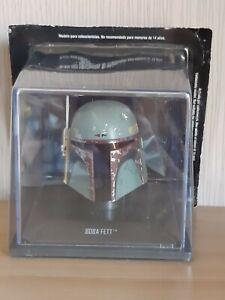 Deagostini Star Wars Helmet Collection Boba Fett