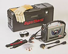 Hypertherm Powermax 30 XP Plasma Cutter 088079 With Case, Gloves & Extras