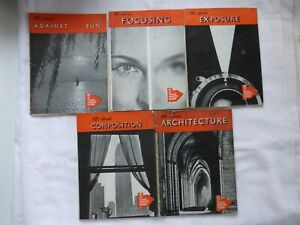 All About - 5 Different Illustrated Booklets - New Photo Guide - Good Condition.