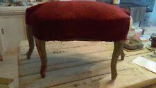 ancien tabouret de fauteuil louis xv