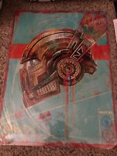 Mass Effect Tagged N7 Lithograph Signed #50/500