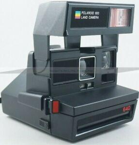Polaroid 600 Land Camera 640 - GEPRÜFT & GETESTET (H1F)
