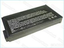 [BR8804] Batterie HP COMPAQ Business Notebook NC6000-DV610P - 4400 mah 14,4v